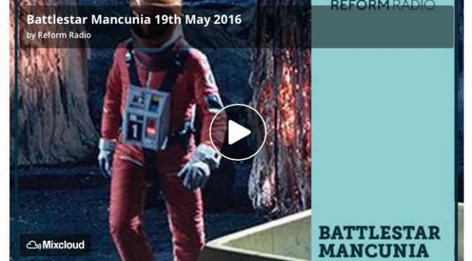 Listen back #30: 19 May 2016