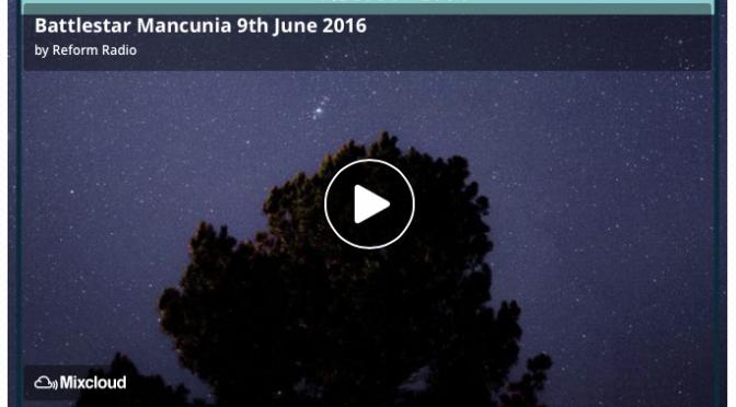 Listen back #33: 9 June 2016