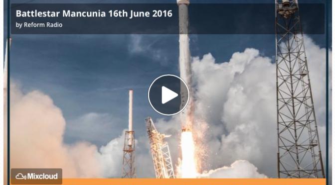 Listen back #34: 16 June 2016