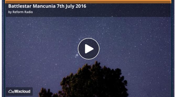 Listen back #37: 7 July 2016