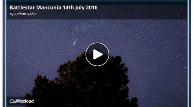 Listen back #38: 14 July 2016